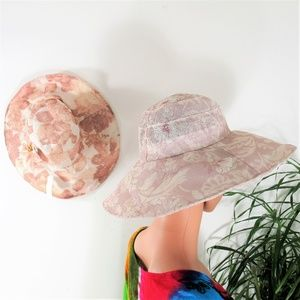 NEW!  Light Breathable Floral Sunhat
